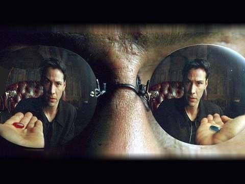 Red Pill and Blue Pill